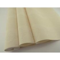 Papel de Parede -  Creme com Detalhes em Alto Relevo - LMS-PPD-330602