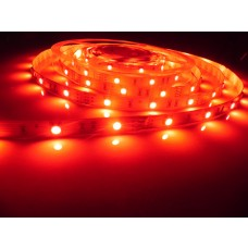 Fita LED Laranja - SMD3258 - IP20 (Sem proteção contra água) - 60 LEDs/metro - Rolo 5m - LMS-FLLRJ20-5M60