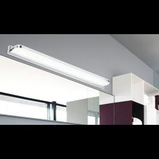 Luminária Arandela LED Reta para Banheiro e outros  20w - 112 cm - Branco Frio