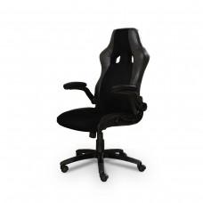 Cadeira Racing / Gamer Giratória Preta - LMS-BY-8-106
