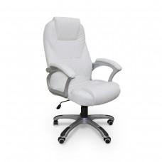 Cadeira para Escritório Giratória - Branca - LMS-GU-Y-2765