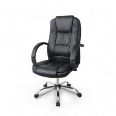 Cadeira para Escritório Giratória - Preta - LMS-GU-Y-2848