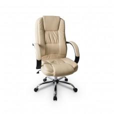 Cadeira para Escritório Giratória - Taupe - LMS-GU-Y-2848