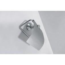 Suporte para Papel Higiênico / Papeleira em Alumínio - Acabamento Redondo - LMS-XDL-8505