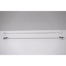 Porta Toalha Longo / Toalheiro em Alumínio - Acabamento Redondo - LMS-XDL-8103
