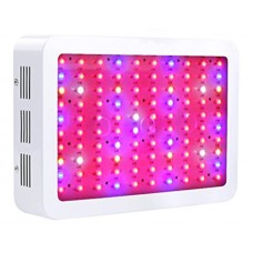 Luminária Led Grow - 60 Leds - 600 Watts - LMS-GL-08