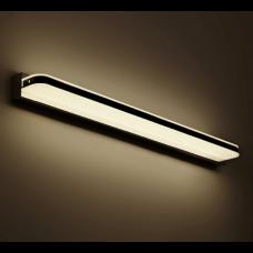 Luminária Arandela LED Reta para Espelhos - 20w - 90 cm - Branco Quente - LMS-CLLR-20-90BQ