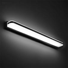 Luminária Arandela LED Reta para Espelhos - 9w - 40 cm - Branco Frio - LMS-CLLR-9-40BF