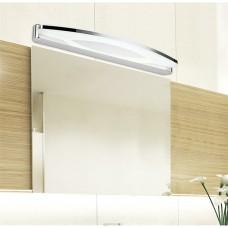 Luminária Arandela LED MoonLight para Banheiro e Outros - 9w - 40 cm - Branco Frio