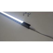 Barra de Led com Sensor de movimento - LMS-BR032 - Perfeito para armários, cozinhas, salas, etc.