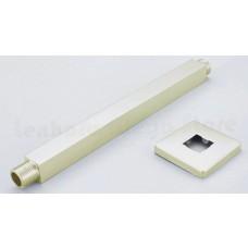 Braço de Metal Dourado para Ducha de teto 30 cm - LMS-HA11G