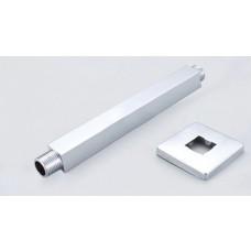 Braço de Metal Cromado para Ducha de teto 20 cm - LMS-HA10