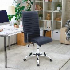 Cadeira para Escritório Premium da Lenharo - Preta - Super Confortável