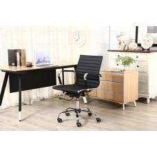Cadeira para Escritório - Charles Eames - Confortável - Barata
