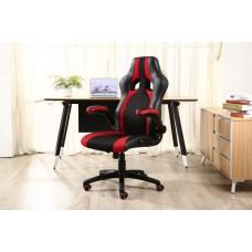 Cadeira Gamer Vermelha Lenharo