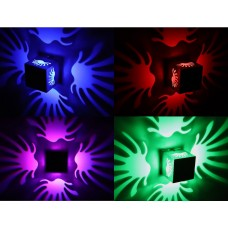 Luminária Arandela - RGB - 6 Watts - LMS-CH-17