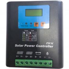 Controlador de carga - 50 Amperes (50A) - Visor Digital