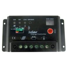 Controlador de carga - 10 Amperes (10A) - Programável
