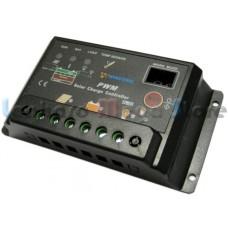 Controlador de carga - 20 Amperes (20A) - Programável