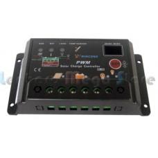 Controlador de carga - 30 Amperes (30A) - Programável