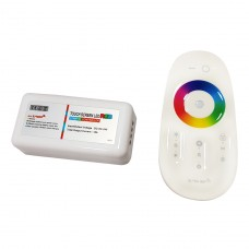 Controle Rgb Touch Wireless Alance 30 Metros