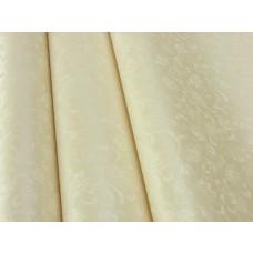 Papel de Parede Lavável - Creme com Texturas - Rolo com 10m x 53cm - LMS-PPD-720202