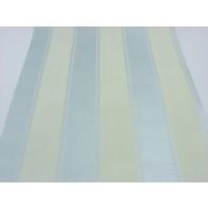 Papel de Parede - Azul claro com Listras em Verde Água - Rolo com 10m x 53cm - LMS-PPY-YS06-AZUL (70533)