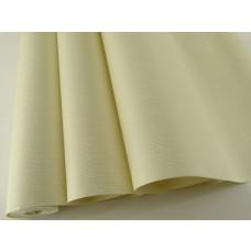 Papel de Parede Lavável - Creme com Linhas Brancas - Rolo com 10m x 53cm - LMS-PPD-740401