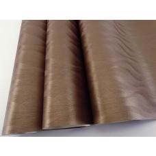 Papel de Parede Lavável - Marrom com Textura - Rolo com 10m x 53cm  - LMS-PPD-W2002-6