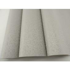 Papel de Parede - Prata com Texturas - Rolo 10m x 53cm - LMS-PPD-W2007-5