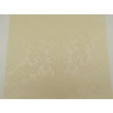 Papel de Parede - Marfim com Arabescos -  Rolo com 10m x 53cm - LMS-PPD-711002