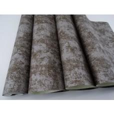 Papel de Parede Lavável - Chumbo com Cinza - Rolo com 10m x 53cm - LMS-PPY-120907