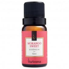 Essência Morango Sweet - Via Aroma