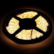 Fita LED Branco Quente (2835) - IP67 (Com camada de Silicone) - Rolo com 5 metros - 300 leds