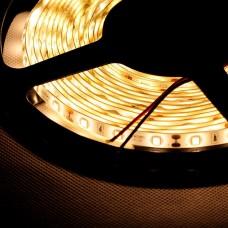 Fita LED Branco Quente (2835) - IP20 - Rolo com 5 metros - 300 leds - 1236