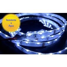 Fita LED Branco Frio Side View (335) - IP65 (Resistente a Água) - Rolo com 5 metros