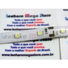 Fita LED Branco Frio / Puro (3528)  - IP20 (Uso Interno) - 60 leds por metro - Rolo com 5 metros - 1003
