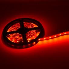 Fita LED Vermelha - SMD3528 - IP20 (Sem proteção contra água) - 60 LEDs/metro - Rolo 5m - LMS-FLVRM20-5M60