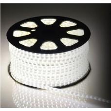 Fita LED Branco Frio (5050) - 220v - IP68 (o metro)