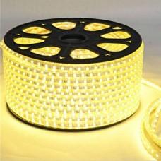 Fita LED Branco Quente (3528) - 110v - IP68 (o metro)