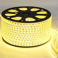 Fita LED Branco Quente (3528) - 220v - IP68 (o metro) - LMS-FL3528BQ-220