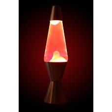 Luminária / Abajur - Lava Lamp / Lava Motion - Vermelha - 36 cm - 110V - Atenas - LMS-6112-SLRT