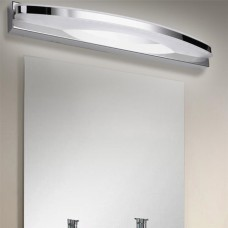 Luminária Arandela LED Moonlight para Banheiro - 4W - 40 cm - Branco Frio - Bivolt - LMS-CH-JQD0704W