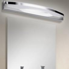 Luminária Arandela LED Moonlight para Banheiro - 10W - 57 cm - Branco Frio - Bivolt - LMS-CH-JQD0710W