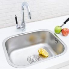 Kit Cuba em Inox para Cozinha - Linha Clean - LMS-FSH-610T