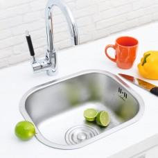 Kit Cuba em Inox para Cozinha - Linha Clean - LMS-FSH-613T