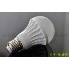 Lâmpada Led com Corpo de Plástico e Bulbo - 9 watts (9w) - Branco Frio - LMS-LMP2009
