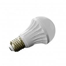 Lâmpada Led com Corpo de Plástico e Bulbo - 7 watts (7w) - Branco Quente - LMS-LMP3007