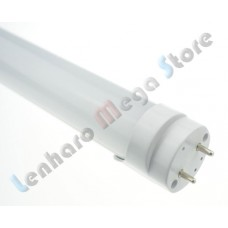 Lâmpada Led Tubular - 120 cm - 1,2 metros - 18w - 1800 Lúmens - Bivolt - Branco Frio - Acrílico Leitoso - LMS-L1201800BF
