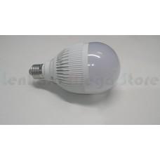 Lâmpada Led com Corpo de Plástico e Bulbo - 12 watts (12w) - Branco Frio - LMS-LMP2012